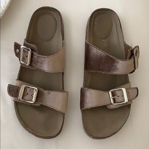 Footbed Madden Girl Sandals
